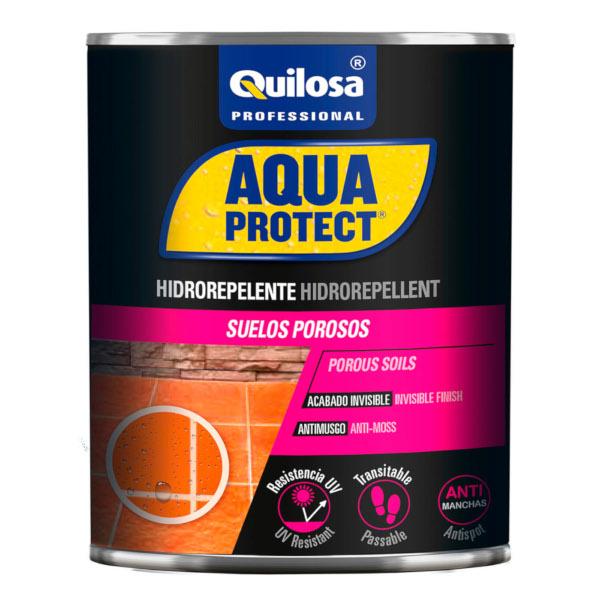 Hidrorepelente pavimentos AQUA PROTECT 5 Lts