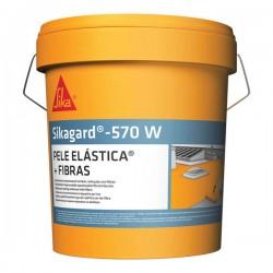 SIKAGARD 570W+FIBRAS - TELHA  5KG
